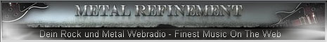 Metal Refinement - Dein Rock und Metal Webradio